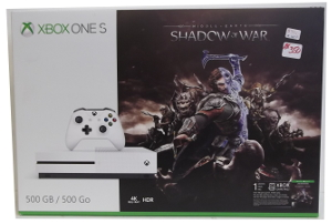 Image of: XBOX One System Bundle