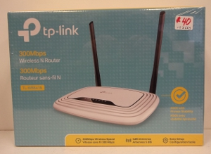 Image of: TP-Link 841N Router