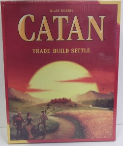 Image of: Catan