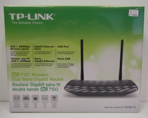 Image of: TP-Link AC750 Router
